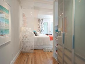 I particularly like the balance of white and colors25 Amazing Makeovers by the Property Brothers | Property Brothers | HGTV
