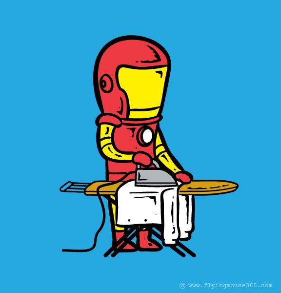 iron man http://blog.jobweb.fr/quel-job-pour-les-super-heros/