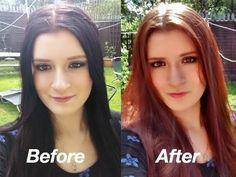 Cómo quitar el tinte sin decolorar el pelo - http://www.bezzia.com/como-quitar-el-tinte-sin-decolorar-el-pelo/
