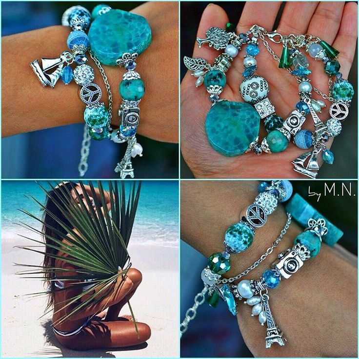 Морской  браслет из натуральных камней. на каждый день, для путешествий, поездок на море. Авторская работа. Дизайнер Марина Никитина