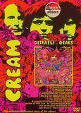 Classic Albums: Cream - Disraeli Gears [DVD] [English] [2006], 30160