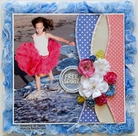 A Project by Stacy Cohen from our Scrapbooking Gallery originally submitted 05/23/12 at 09:27 AM: Scrapbook Ideas, Layouts Scrapbooking, Stacy Cohen, Card, Free Spirit, Crafty Ideas Scrapbooking, Scrapbooking Stuff, Scrapbooking Layout