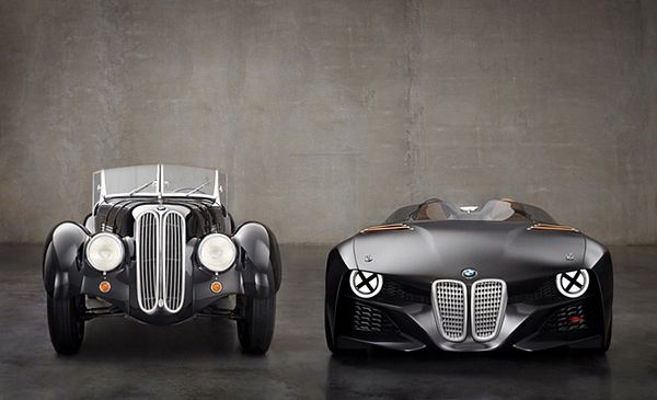 To celebrate the 75th anniversary of the original BMW 328 classic of the late 1930s auto brand, BMW has unveiled their unique 328 Hommage Concept car.