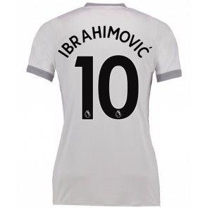 Manchester United Zlatan Ibrahimovic 10 Kolmaspaita Naiset 17-18