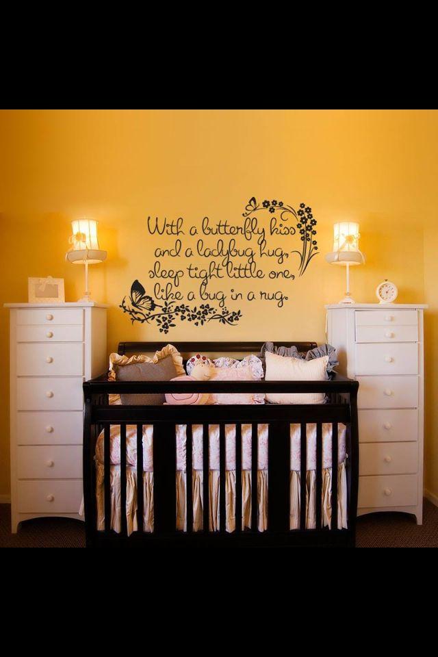 Baby Room decoration! #decoracion