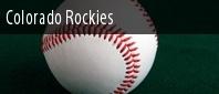 Colorado Rockies Tickets 2013