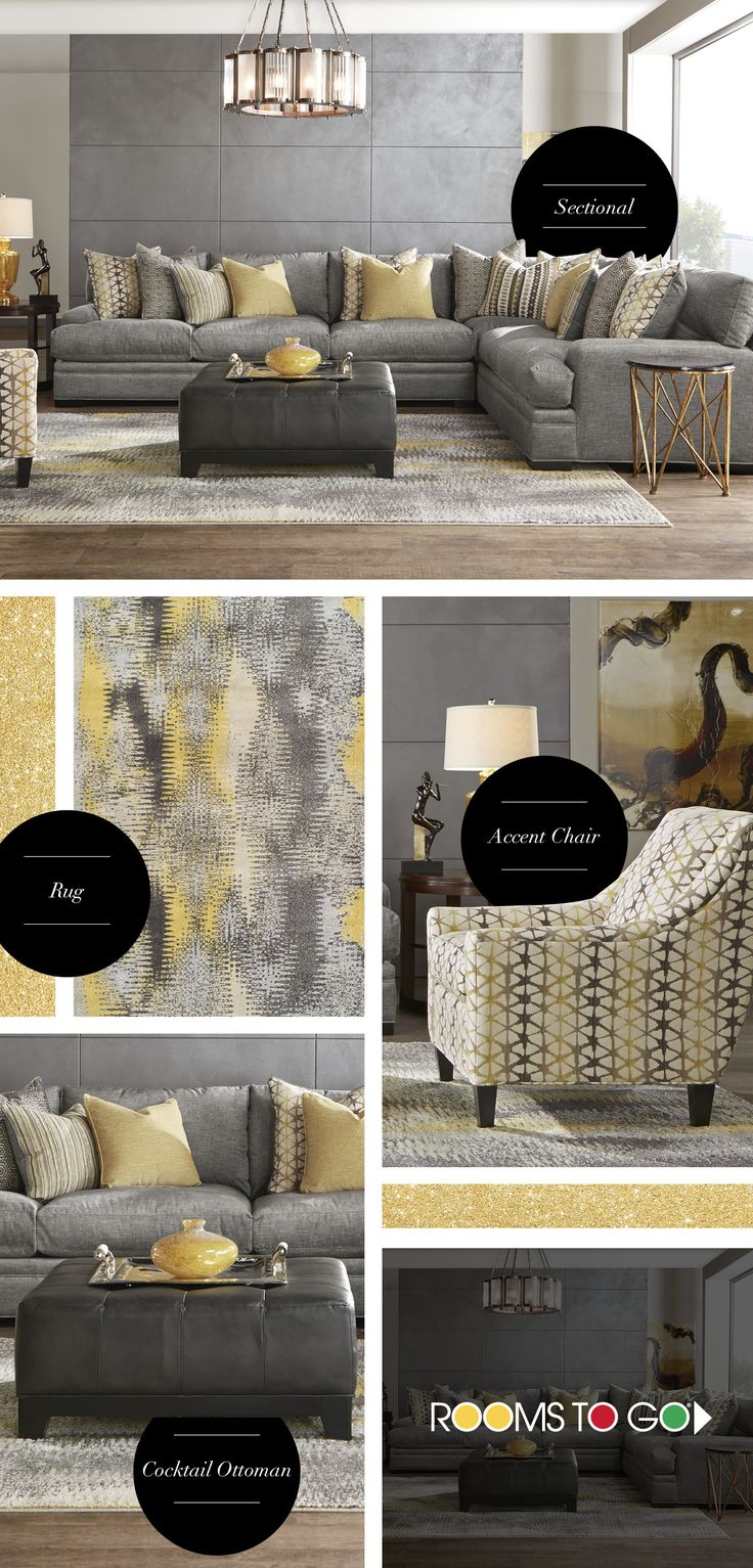 Natural elements offer spring-like support and resiliency with form and softness. Plush woven upholstery has a lavish feel and on trend gray color. Soft to the touch, this fabric is also durable enough for a busy family room.