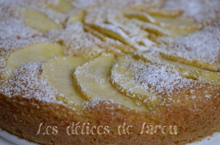 Tarte Suisse aux pommes Je vous conseille cette succulente tarte, facile et rapide à faire, je vous copie la recette et vous invite à cliquer sur ce lien et vous n'allez pas le regretter. Merci gourmandise Assia pour cette découverte sans oublier l'auteur...