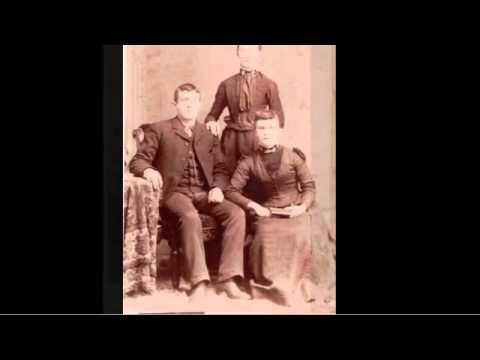 Lost Faces McKim Photo Album