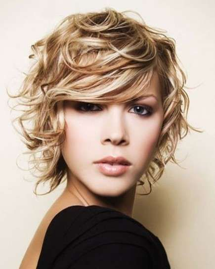 cortes de pelo rizado corto para mujeres fotos descubre las nuevas tendencias para lucir un corte corto para pelo rizado