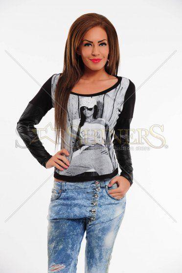 Bluza Mexton Urban Princess Black