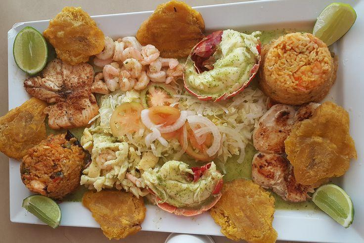 Onde comer bem, gastando pouco em San Andrés