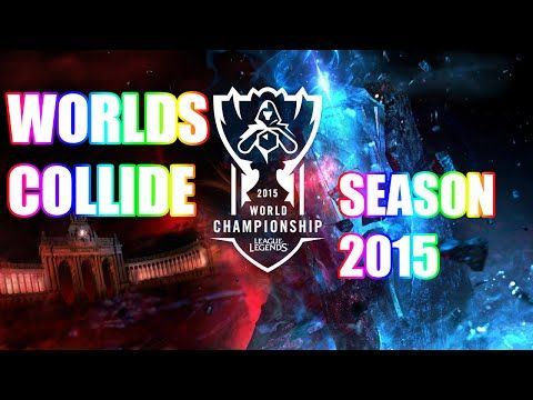 Worlds Collide: The Final               2015 League of Legends World Championship                       Music: Nicki Taylor