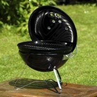 Barbecue « Smokey Joe Premium » rond en acier BHV
