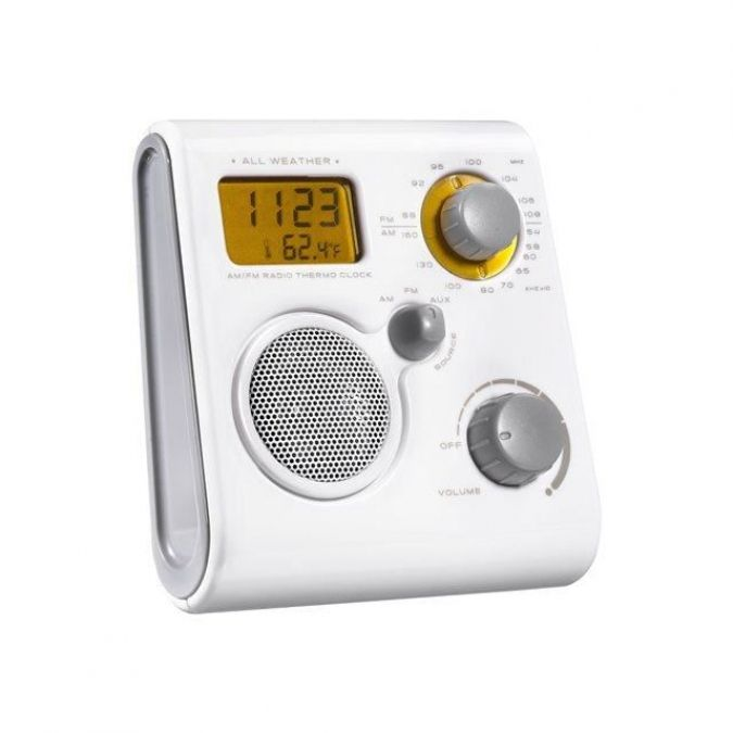 radio salle de bain - Miroir Salle De Bain Antibuee Radio