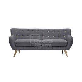 6ixty sofa grey