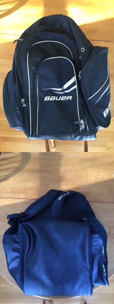 Equipment Bags 58113: Bauer Hockey Bag -> BUY IT NOW ONLY: $42 on eBay!