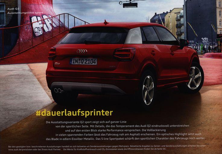 https://flic.kr/p/T4Dzm5 | Audi Q2;  2016_2