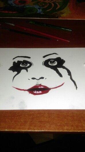 #drawing #mrsjoker