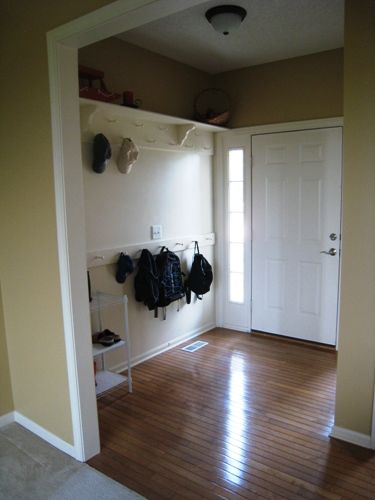13 Ways To Get Organized For The Year. Garage EntryGarage DoorsCloset ...