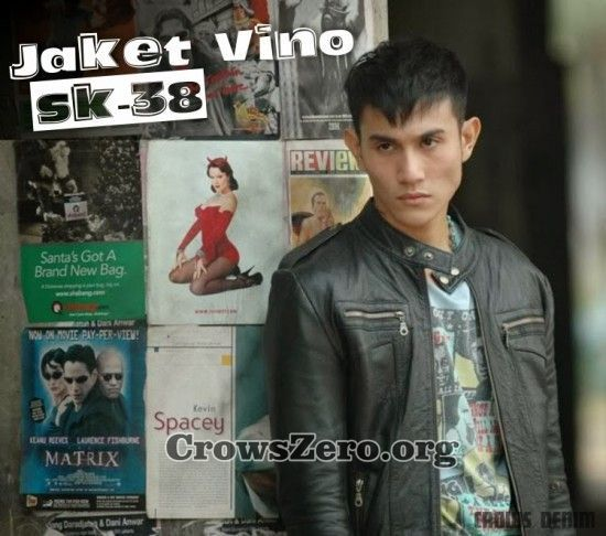 Jaket Vino KODE : SK-38