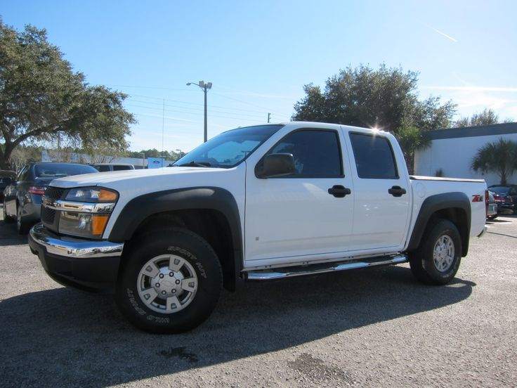 2006 CHEVY COLORADO Z71 Miles: 97,251 http://www.pwuc.com/inventory/used-chevy-colorado-gainesville-fl-2/