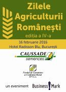 """""""Zilele Agriculturii Romanesti"""", la a patra editie // BusinessMark organizeaza pe 16 februarie, la Hotel Radisson Blu, cea de a patra editie a evenimentului """"Zilele Agriculturii Romanesti"""". Impreuna cu autoritatile si cei mai importanti jucatori din domeniul agricol, organizatorii isi propun sa dezbata teme legate de obiectivele si prioritatile noului Program National de Dezvoltare Rurala (PNDR) 2014-2020, modalitatile de incurajare a investitiilor noi in agricultura si dezvoltarea"""