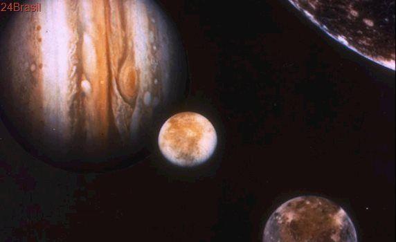 Missão em Europa: Nasa vai procurar ETs em satélite de Júpiter