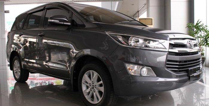 Referensi Harga Toyota Kijang Innova Bekas 2016