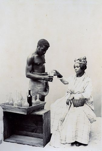 Mabi Seller, Pointe-a-Pitre, Guadeloupe