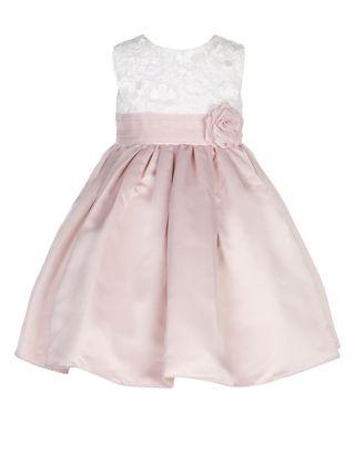 Baby Enola Flower Dress