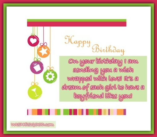 138 best Birthday Wishes images – Cute Birthday Card Messages