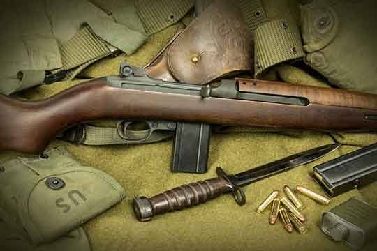 M-1 Carbine. .30Cal.