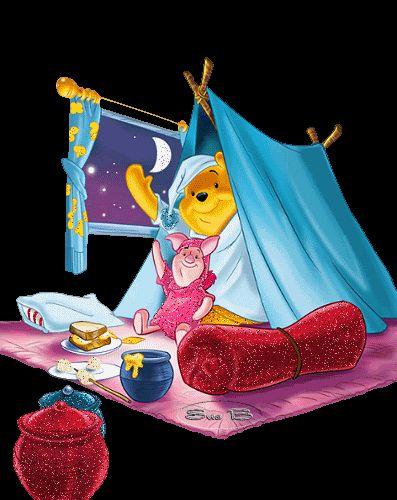 Картинки дисней доброй ночи