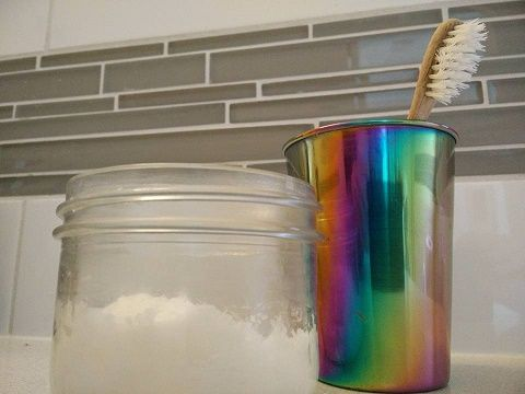 Photo: How to make toothpaste