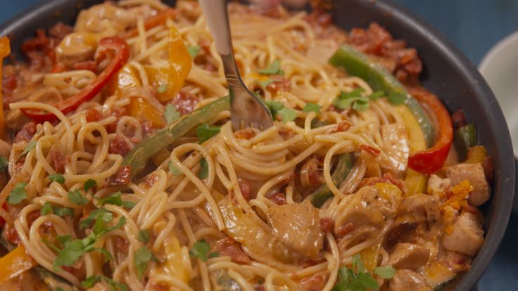 You've Never Tasted Anything Like Our Mexican Chicken Pasta