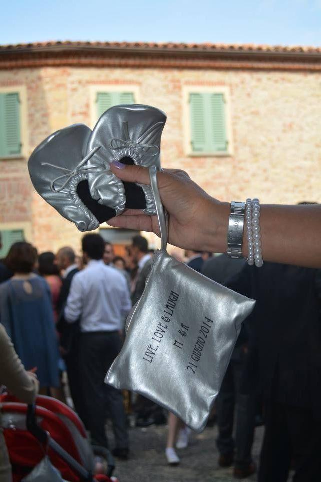 #matrimonio #wedding #ballerine #persoanlizzate #scarpe  www.isieventi.com