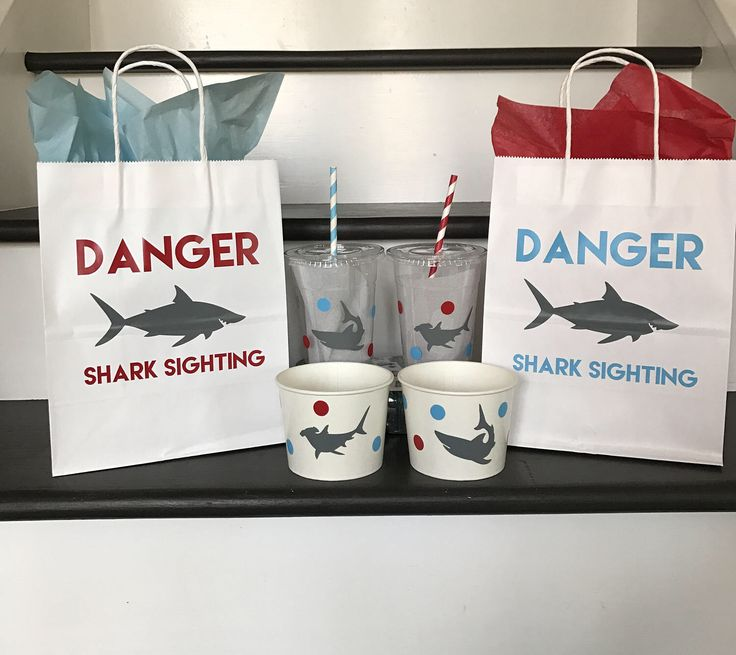 A personal favorite from my Etsy shop https://www.etsy.com/listing/490703409/shark-party-shark-birthday-under-the-sea
