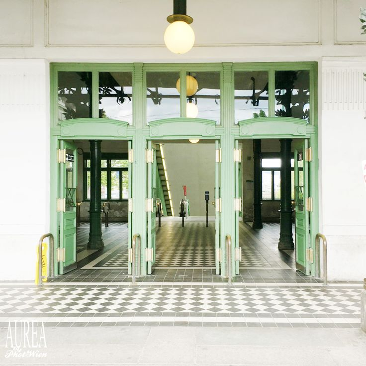 Otto Wagner – Vienna in Green and Gold