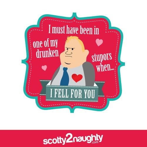 A Rob Ford Valentine.