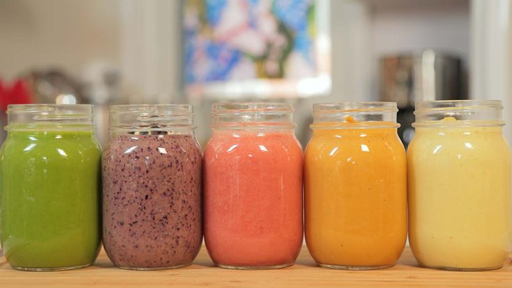 5 MORE Healthy Smoothie Recipes- The Domestic Geek