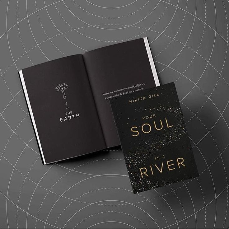 Nikita Gill - Your Soul is a River  June 13, 2016
