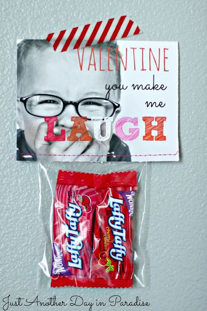 Great Valentine's idea for class.