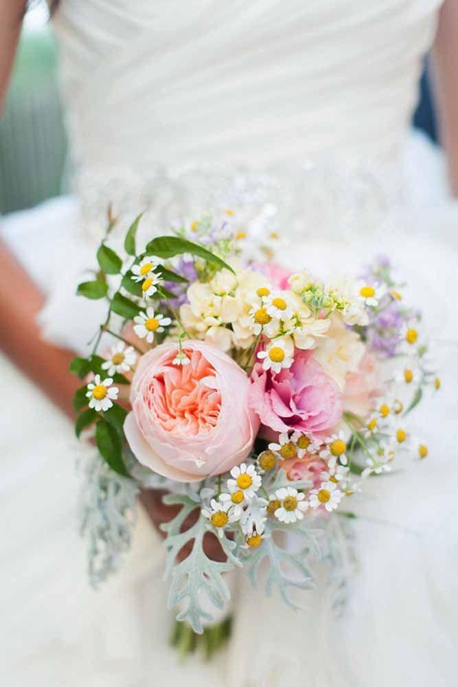 25 Best Ideas About Wildflower Wedding Bouquets On Pinterest