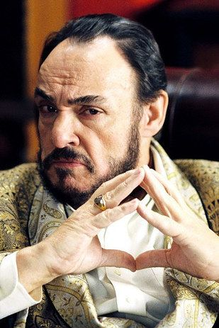"John Rhys-Davies as Viscount Mabrey | Here's What The Men From ""The Princess Diaries"" Look Like Now"