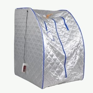 Personal Infrared Sauna... want this!: Portable Foldable, Spa Saunas, Firs Portable, Outdoor, Infrar Firs, Detox Ion, Foldable Spa, Portable Saunas, Saunas Detox