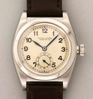 30's Rolex. Their vintage stuff is the cream ish IMO.