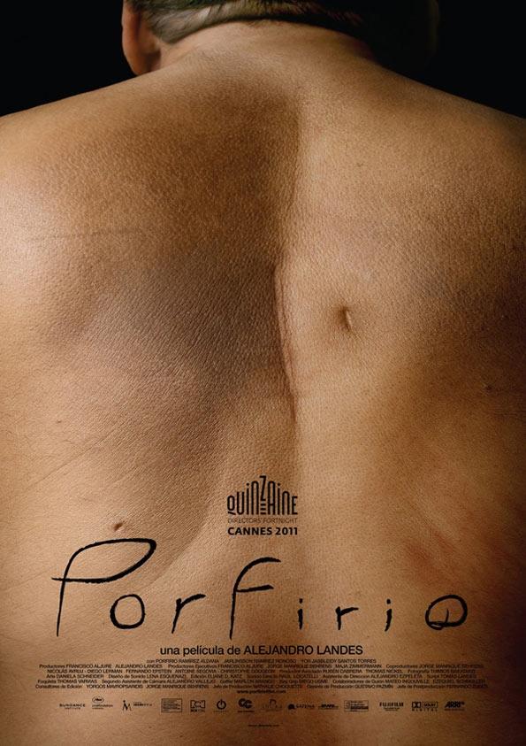 Porfirio, una película de la Semana del Cine Colombiano: http://www.mincultura.gov.co/semanadelcine/
