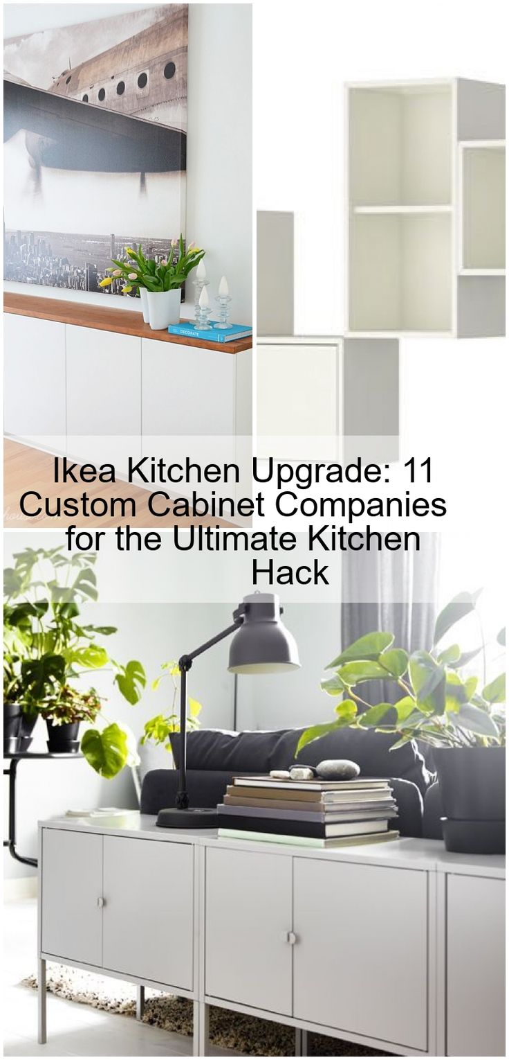 Ikea Kitchen Upgrade: 11 Custom Cabinet Companies for the ...