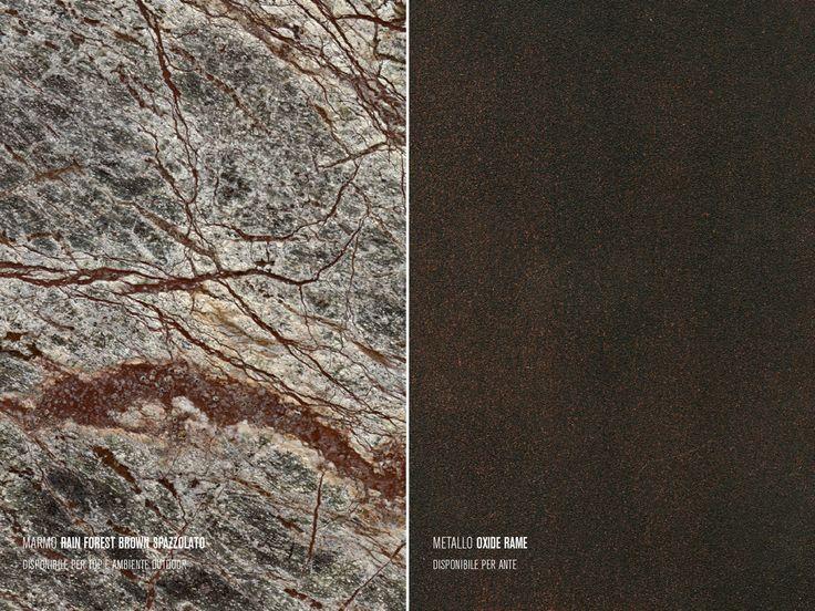 steel & marble 1.5  #kitchen #xera #understate #steel #marble